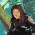 """No desenho """"X-Men: Evolution"""" somos apresentados à X-23, uma espécie de versão feminina do Wolverine. A mutante não existia nas histórias, mas depois da aparição na animação, ganhou sua própria HQ"""
