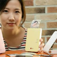 Polaroid do futuro: Impressora portátil da LG é compatível com qualquer smartphone
