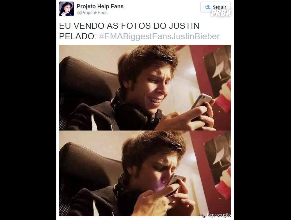 Justin Bieber, pelado em Bora Bora, virou meme na internet em outubro 3deffb153d
