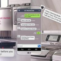"""CES 2014: LG lança """"HomeChat"""" e faz geladeira responder se tem cerveja em casa"""