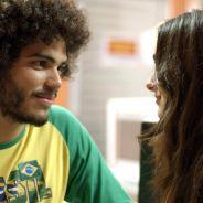 """Novela """"Malhação"""": Luciana (Marina Moschen) beija Pedro na frente de Rodrigo e menino fica arrasado!"""