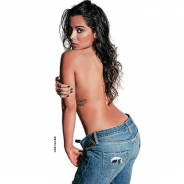 Anitta faz topless e encabeça lista das 100 mulheres mais sexies do mundo pela revista VIP!