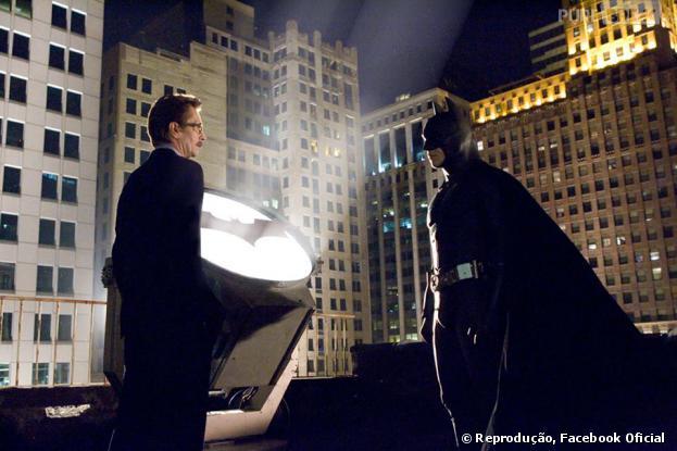 Na série, o Batman não aparecerá tanto assim