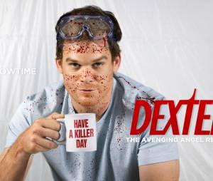 """""""Dexter"""" teve um final bem ruim, mas suas primeiras temporadas são excelentes. Vale a pena rever o começo dessa série"""