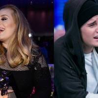 """Adele bate recorde de Justin Bieber nas paradas britânicas com single """"Hello""""!"""