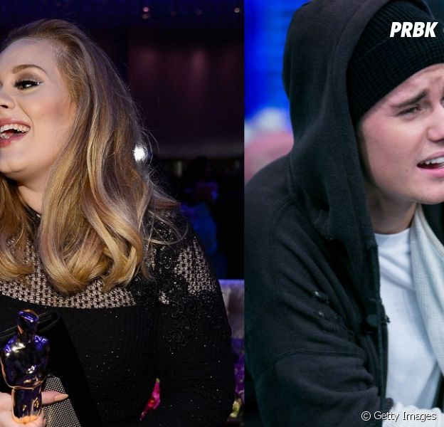 "Adele bate recorde do Justin Bieber com o hit ""Hello""!"