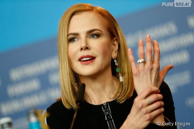 """Nicole Kidman pode viver a Rainha Hipolita em """"Mulher-Maravilha"""""""