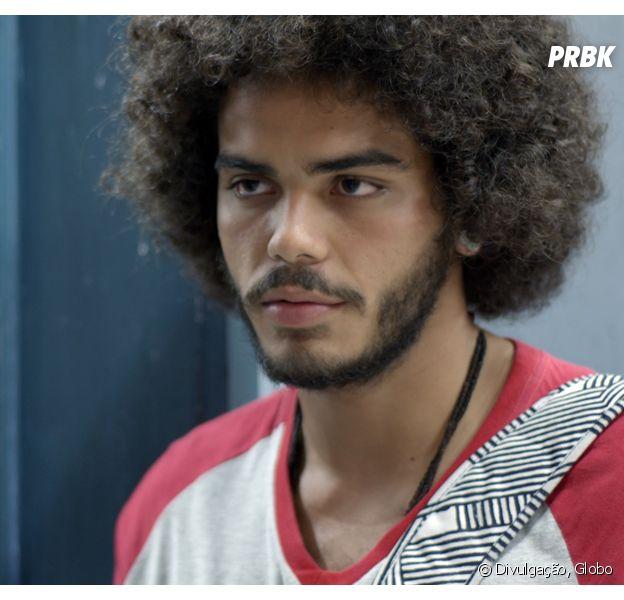 """Em """"Malhação"""", Pedro (Enzo Romani) diz que quer ver Rodrigo (Nicolas Prattes) sofrendo por Luciana (Marina Moschen)!"""