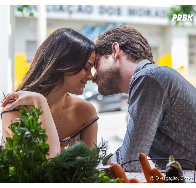 """Em """"I Love Paraisópolis"""": Mari (Bruna Marquezine) e Ben (Maurício Destri) terão três bebês!"""