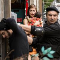 """Final """"I Love Paraisópolis"""": Grego (Caio Castro) é preso na frente de Margot e Maria!"""