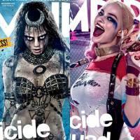 """Cara Delevingne ou Margot Robbie? Quem é a maior gata de """"Esquadrão Suicida""""?"""