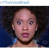 "No ""The Voice Brasil"": memes de Claudia Leitte, ""MasterChef Jr."" e mais marcam 1ª noite de batalhas!"