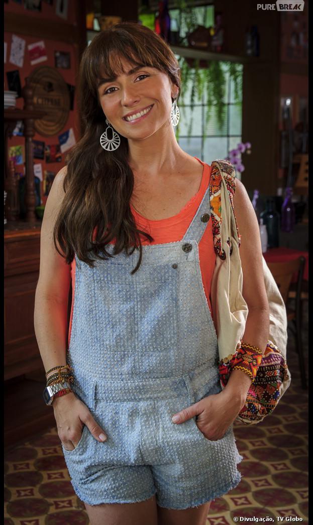 """Na terceira fase de """"Em Família"""", a personagem vivida por Luana Marquezine será interpretada por Giovanna Antonelli"""
