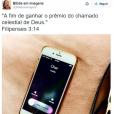 Cher ligando para Lady Gafa também está na @bibliaemimagens