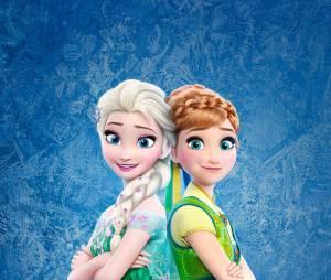 """""""Frozen"""" é uma animação de sucesso e com certeza bombou entre meninos e meninas"""