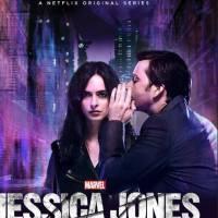 """Série da Netflix, """"Marvel's Jessica Jones"""" ganha pôster com sussurro do grande vilão!"""