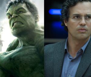 """Para interpretar Hulk em """"Os Vingadores 2: A Era de Ultron"""",Mark Ruffalo ganhou cachê de2,8 milhões de doláres"""