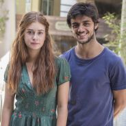 """Marina Ruy Barbosa, de """"Totalmente Demais"""", elogia Felipe Simas por cenas de Joliza: """"Ótimo ator"""""""