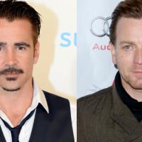 """De """"Liga da Justiça Sombria"""": Colin Farrell e Ewan McGregor disputam papel de John Constantine"""