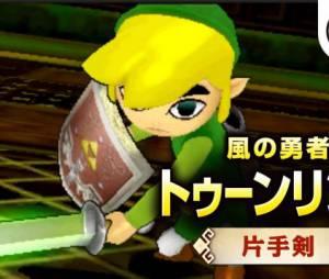 """Trailer de """"Hyrule Warriors Legends"""" mostra a versão Toon Link do personagem"""