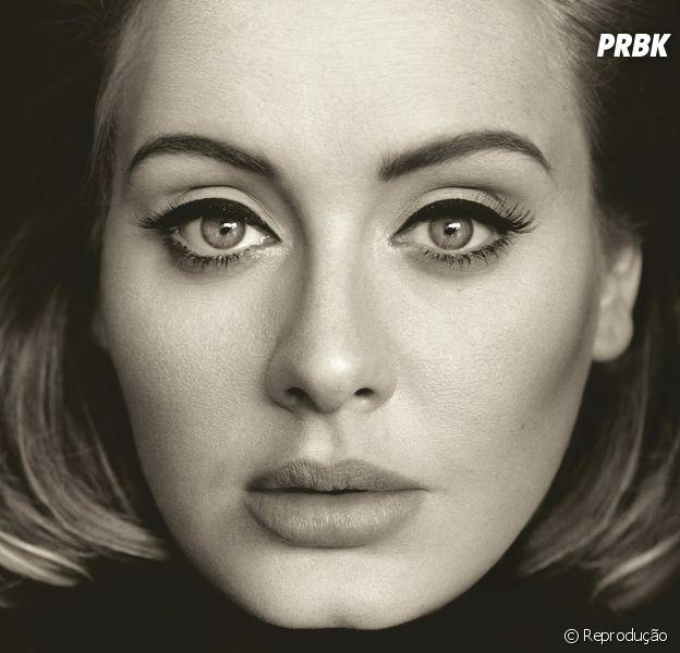 """""""25"""", novo CD de Adele, vaza antes do lançamento"""