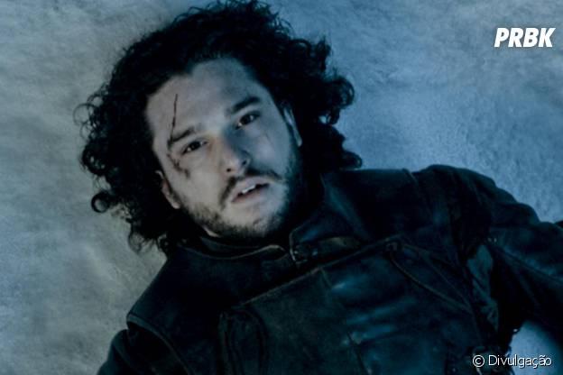 """Em """"Game of Thrones"""": morte de Jon Snow (Kit Harington) era uma dúvida desde o fim da 5ª temporada"""