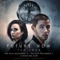 Demi Lovato e Nick Jonas no Brasil: turnê terá cinco shows no país, segundo jornalista