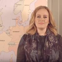 """Adele anuncia primeiras datas da turnê do álbum """"25"""" em vídeo engraçado! Confira!"""