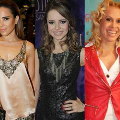 "Sandy, Wanessa ou Joelma?! As cantoras disputam vaga no ""The X-Factor Brasil"""