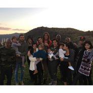 Kylie Jenner leva Tyga para passar o Dia de Ação de Graças com Kim Kardashian e sua família!