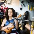"""Destaque como Ciça em """"Malhação"""", Julia Konrad cogita possibilidade de se lançar como cantora"""