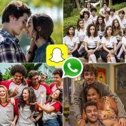 """Novela """"Malhação"""": com Nicolas Prattes, trama entra no WhatsApp e Snapchat! Confira!"""