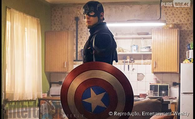 """""""Capitão América: Guerra Civil"""" deve contar com uma participação do Homem-Aranha (Tom Holland)"""