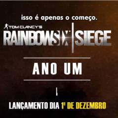 """De """"Rainbow Six: Siege"""": novo trailer com conteúdo adicional e em português é liberado!"""