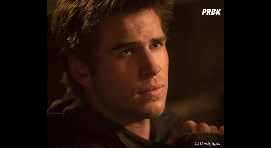 """Gale (Liam Hemsworth) terminou bem em """"Jogos Vorazes"""" na sua opinião?"""