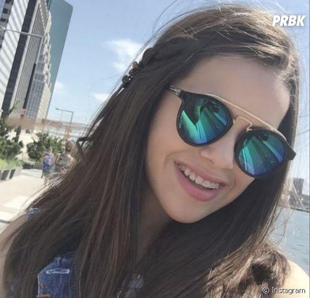 """Maísa Silva, de """"Carrossel"""", desabafa em depoimento do Facebook"""