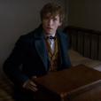 """De """"Animais Fantásticos e Onde Habitam"""":O personagem Newt Scamander (Eddie Redmayne) é o protagonista da história"""