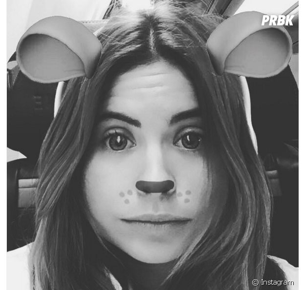 "Aniversário de Ashley Benson, de ""Pretty Little Liars"": faz zoeira no Snapchat"