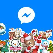 Facebook Messenger é atualizado com animações, novos emojis, cores nas conversas e Photo Magic!