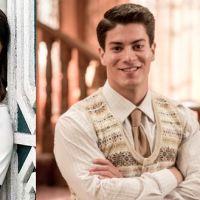 """Giovanna Grigio e Arthur Aguiar, em """"Êta Mundo Bom"""", terão amor como em """"A Culpa é das Estrelas"""""""