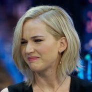 Jennifer Lawrence conta que já beijou Liam Hemsworth pra valer e esnoba Justin Bieber em entrevista