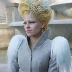 """De """"Jogos Vorazes"""": Elizabeth Banks comenta uma das cenas mais inesperadas de Effie Trinket no filme"""