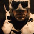 """Em """"Batman Vs Superman: A Origem da Justiça"""", Ben Affleck interpreta o Batman"""