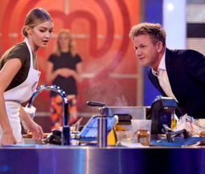 """Episódio do """"Celebrity MasterChef"""" com Gigi Hadid vai ao ar na TV americana no dia 18 de janeiro!"""