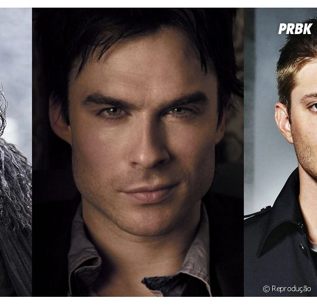 """Game of Thrones"", ""The Vampire Diaries"", ""Arrow"" e os personagens que são crush de todo mundo!"