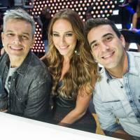 """No """"Amor & Sexo"""": Paolla Oliveira e André Marques são os primeiros convidados da nova temporada!"""