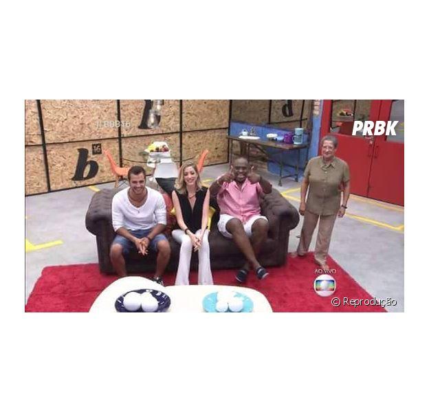 """Novos participantes entram na casa do """"Big Brother Brasil"""""""