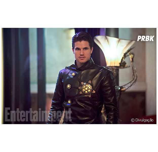"Em ""The Flash"": Morte Nuclear (Robbie Amell) vai matar personagem importante!"