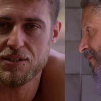 """No """"BBB16"""": Daniel e Laércio fazem as pazes após briga tensa e acusam Ronan de ser manipulador!"""