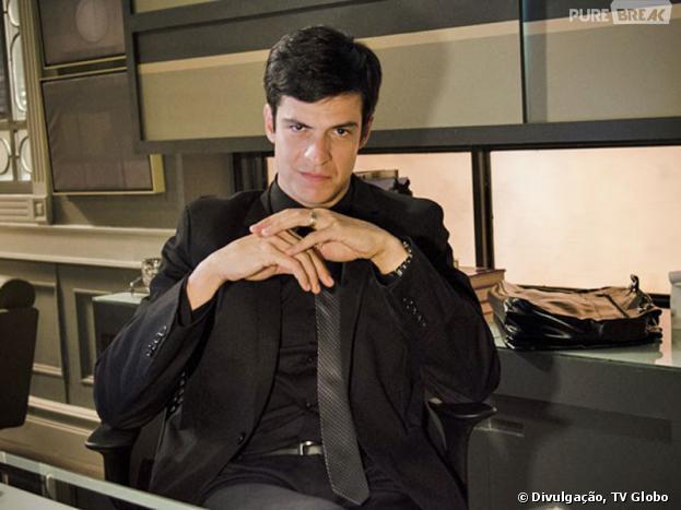 """Sem dúvida algum Mateus Solano dominou a novela """"Amor à Vida"""". O ator interpretou o vilão Félix que no fim da trama fica bom"""